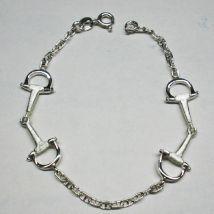 Bracciale morsi e catena