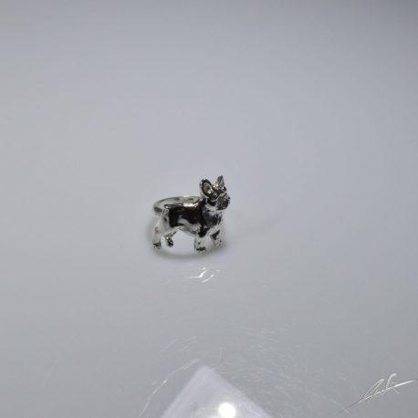 br anello bull francese 3d