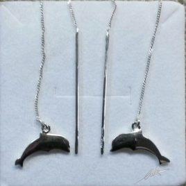 Orecchini Delfini stiletto