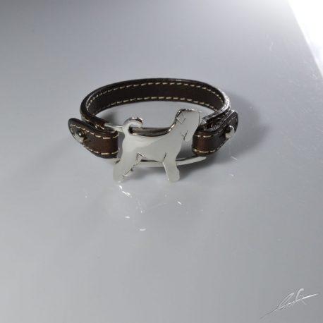 br cinturino terrier russo