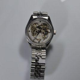 Orologio grande personalizzato con fotoincisione