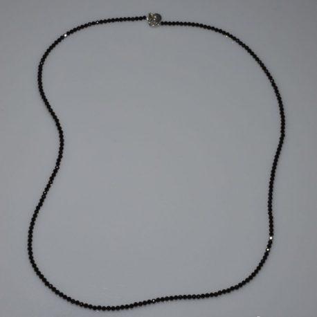 girocollo pietre dure onice 50 cm