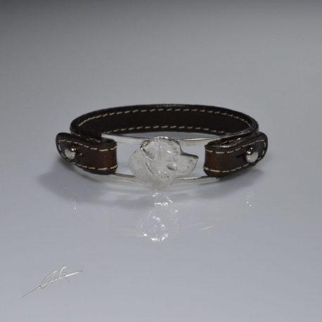 br cinturino testa labrador 3d