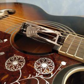 Bracciale cinturino in vera pelle chitarra Fender