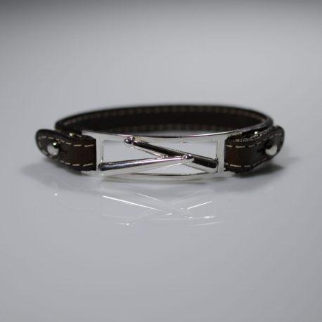 br cinturino punte bacchette sovrapposte batteria